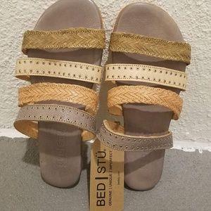 New Bed Stu sandals